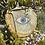 Thumbnail: Sac rond Occhio gold