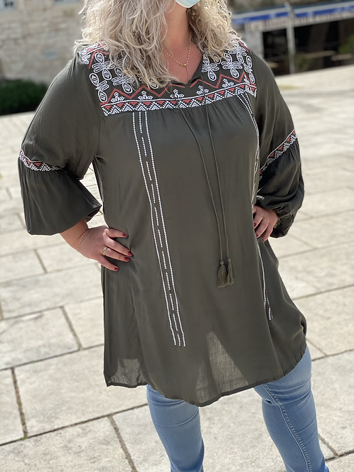 Robe tunique Andréa