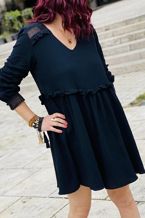 Robe Vic noire