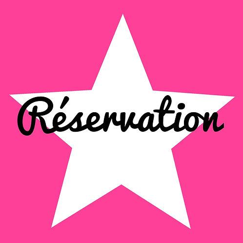 Réservation Aude