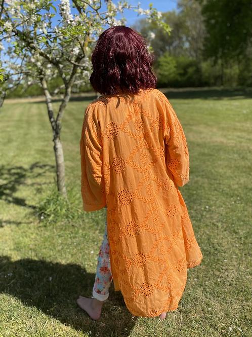 Kimono Gabin orange