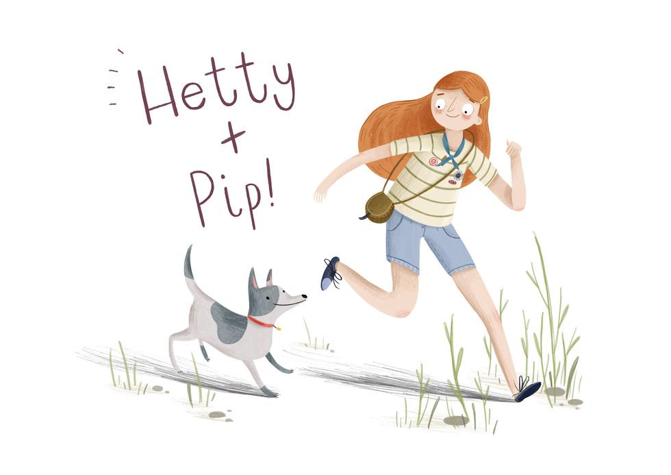 Hetty and Pip