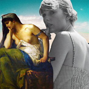 THERE'S NOTHING LIKE A MAD WOMAN: MEDEA MEETS TAYLOR SWIFT
