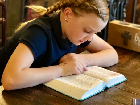 Tricks and Tools for Memorizing Scripture with Your Family