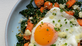 7 Easy Steps to a Nourishing Breakfast Hash