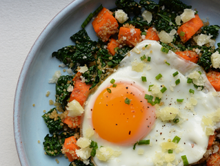7 Easy Steps to a Nourishing Breakfast Hash