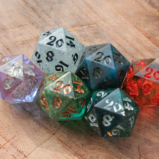 The love for dice