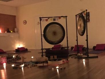 Gongs at studio3 (2).JPG