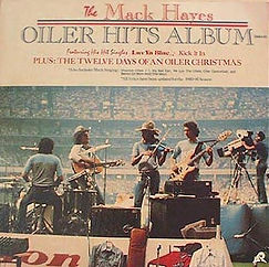 "Mack Hayes ""Oiler Hits Album"""