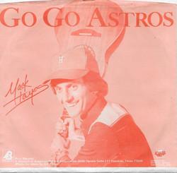 Mack Hayes Astros Sleeve