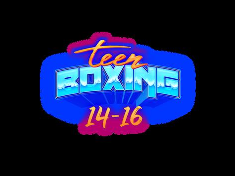 Teen Boxing 14-16 ans