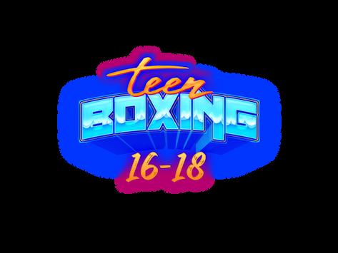 Teen Boxing 16-18 ans