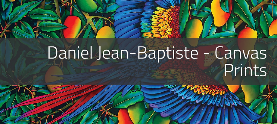 Jean-Baptiste Silk Painting art prints at iCanvas