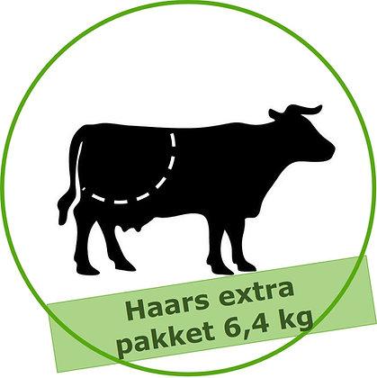 Haars extra pakket (ca. 6,4 kg)