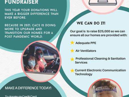 2021 Make-a-Difference Fundraiser