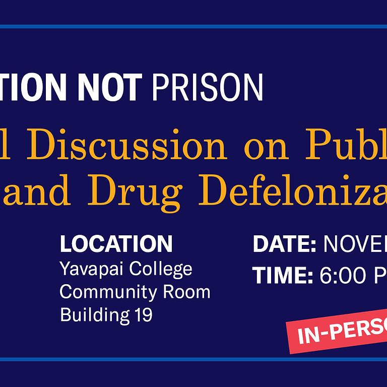 Prevention Not Prison