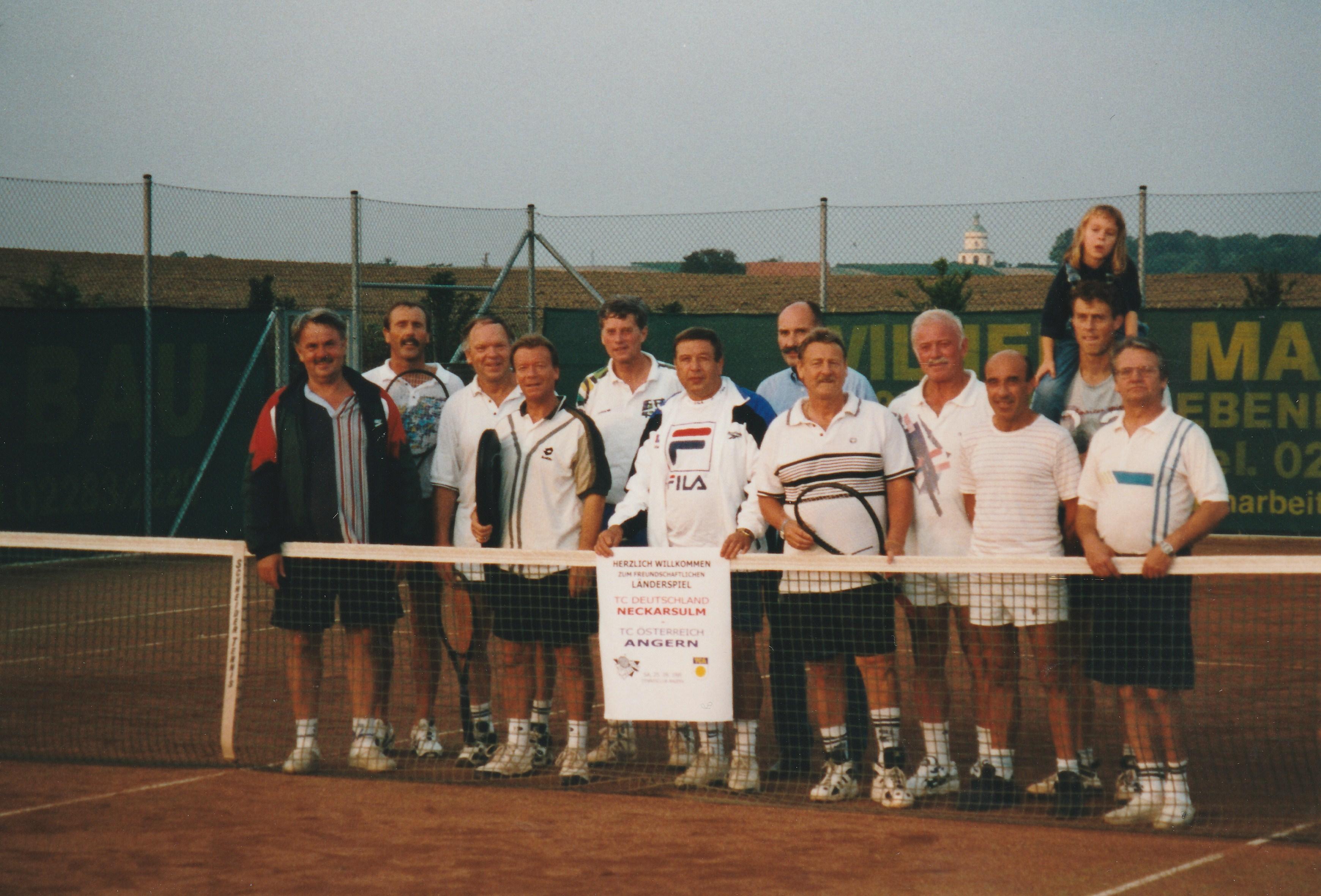 1999 Ö-Dt-Länderspiel