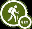 5km walk
