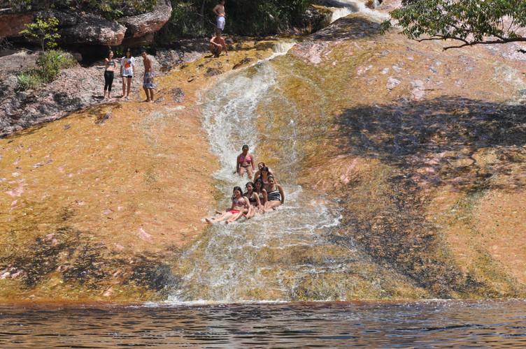 Cachoeira Ribeirão do Meio