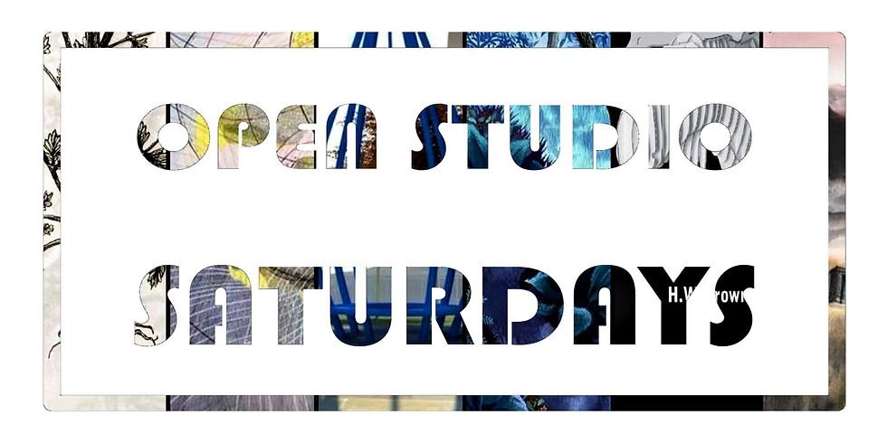OPEN STUDIO SATURDAYS