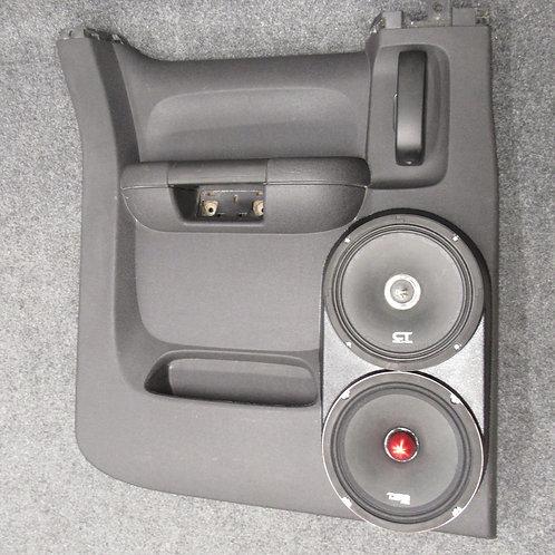 2007 2008 2009 2010 2011 2012 2013 silverado lt sierra sle dual 8 speaker pods flangeless for stereo upgrade installation