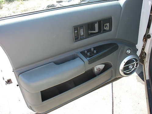 speaker pods caprice impala ss front door custom stereo installation accessory