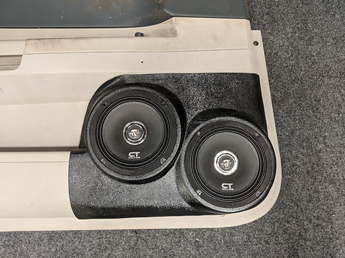 speaker pods chrysler 300 stereo installation accessory custom