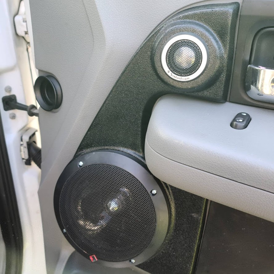 6 5 Front Door Speaker Pods 04 08 F150