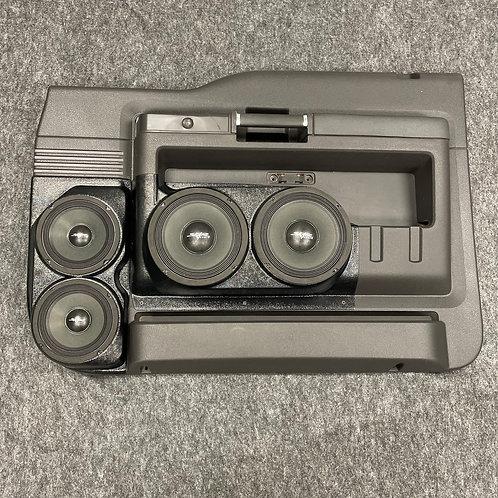 """Dual 8"""" for Front Door 08-16 Super Duty Truck Speaker Pods"""
