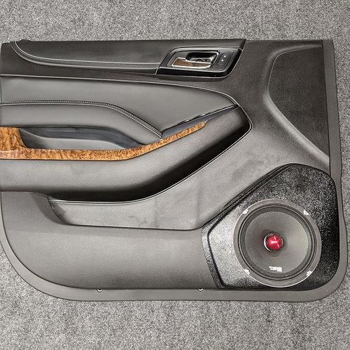 """2015-2020 8"""" speaker pod upgrade tahoe suburban yukon silverado sierra"""