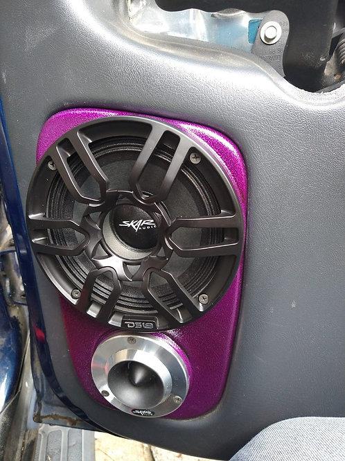 "6.5"" grille replacement tahoe suburban yukon silverado sierra chevy 2000 01 02 03 04 05 06"