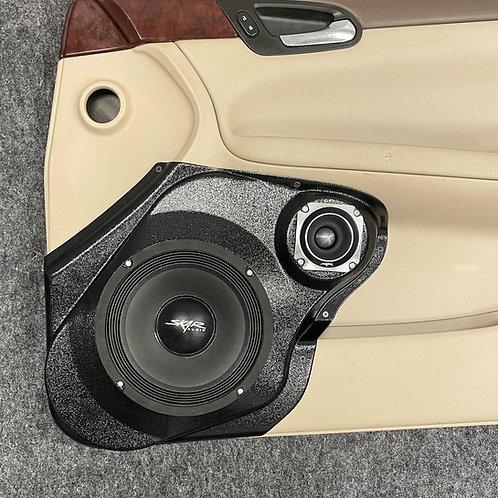 """8"""" & 3.5"""" Front Door Speaker Pods 06-15 Impala"""