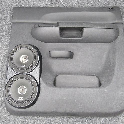 speaker pods for silverado sierra crew rear