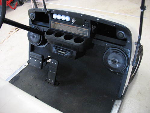 Dash Mount Speaker Pods for 6.5