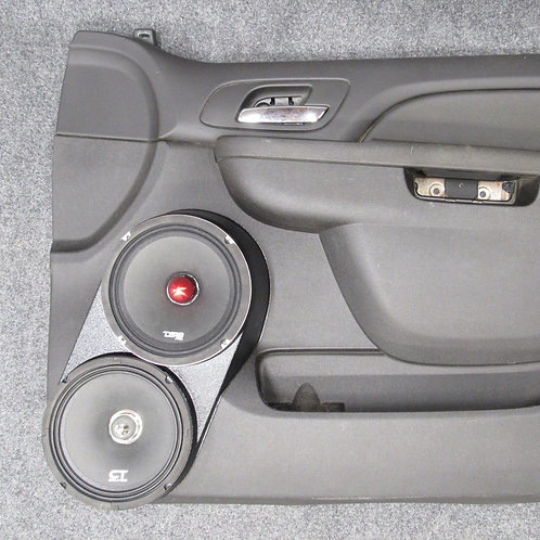 dual 8 speaker pods for silverado sierra tahoe suburban yukon 2010-2014
