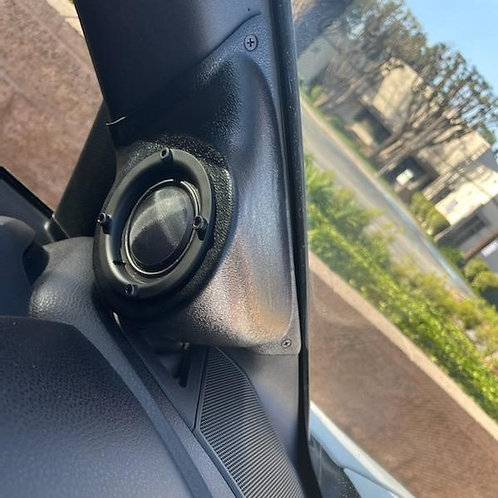 "A-Pillar Tweeter Pods for 3.5"" 16-21 Tacoma"