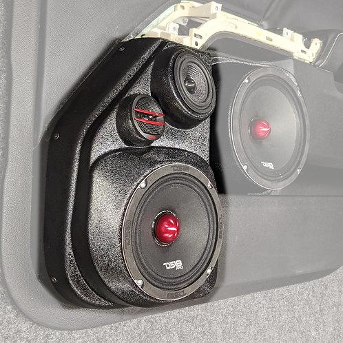 Front Door Speaker Pods for 6.5 14-17 GMFSPU MK2