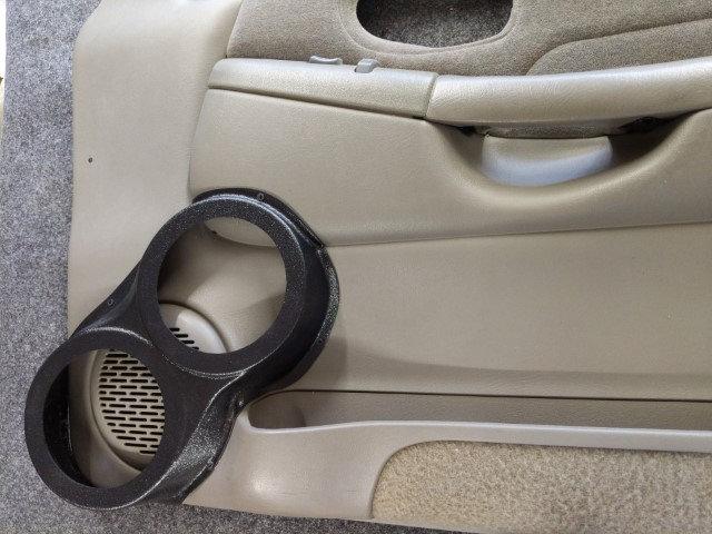 Dual 6 5 Front Door Speaker Pods 98 04 S10 Custom Speaker Pods