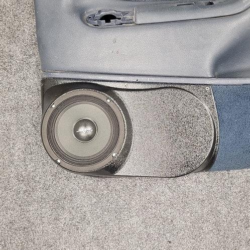 """Front Door Speaker Pods for 6.5"""" MK2 95-99 GMFST"""