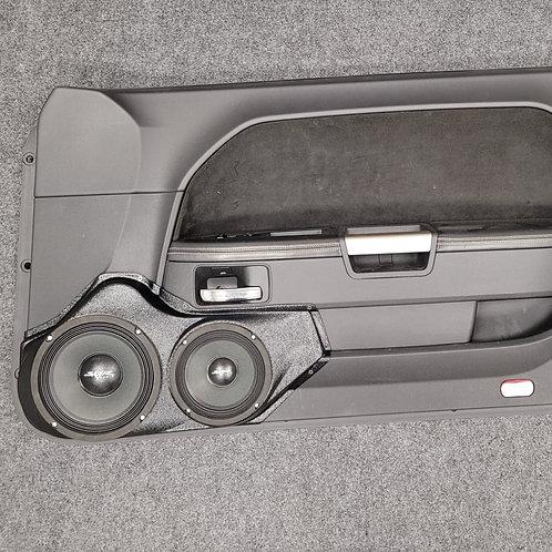 08-14 Dodge Challenger Front Door Speaker Pod 8-6