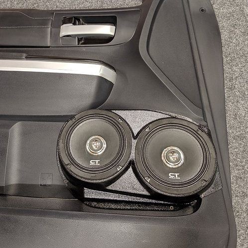 Toyota Tundra stereo upgrade  speaker pod accessory