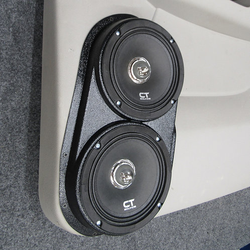 07-14 GMFST LTZ Suburban Rear Door Speaker Pods for dual 6.5 MK2
