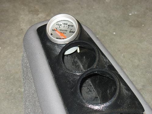 Center console gauge pod for Caprice and Impala SS