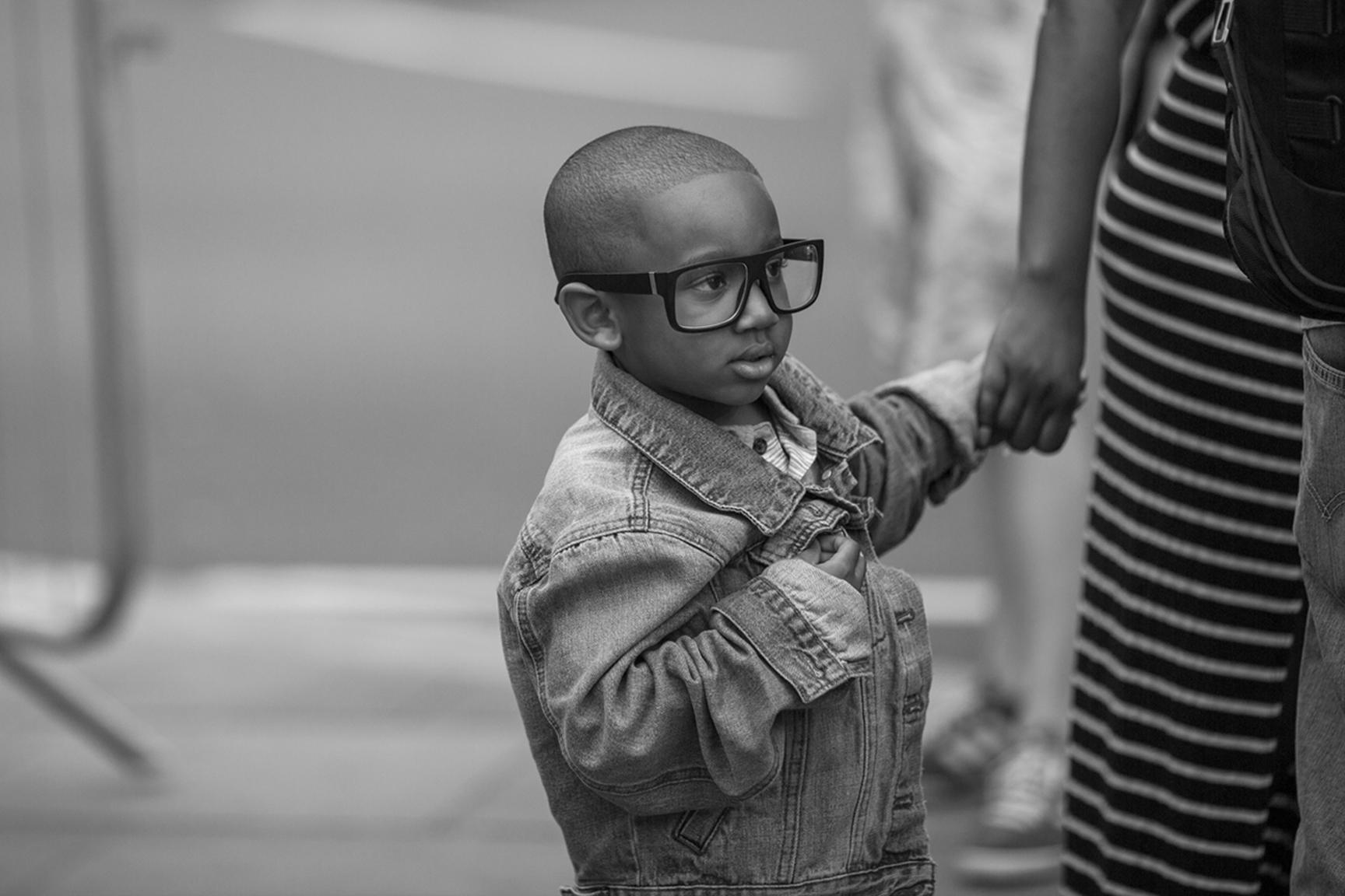 Street style photographer