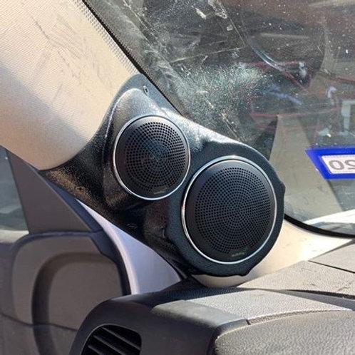 4 in a pillar speaker pods tahoe suburban silverado yukon sierra