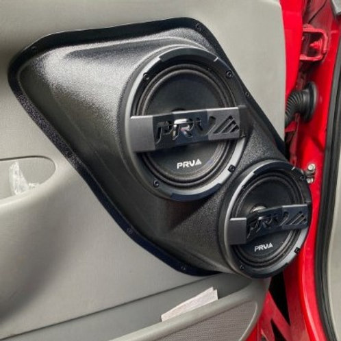 Dual 6.5 speaker pods for your excursion f250 f350 stereo speaker installation system upgrade