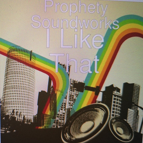"Prophety Soundworks ""I like That"" T-Shirt"