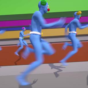 Run x4