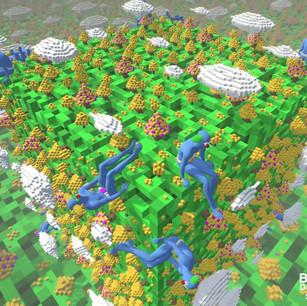 Digital Forest ver.2