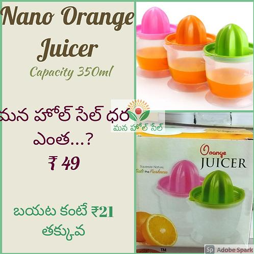 Nano Orange Juicer
